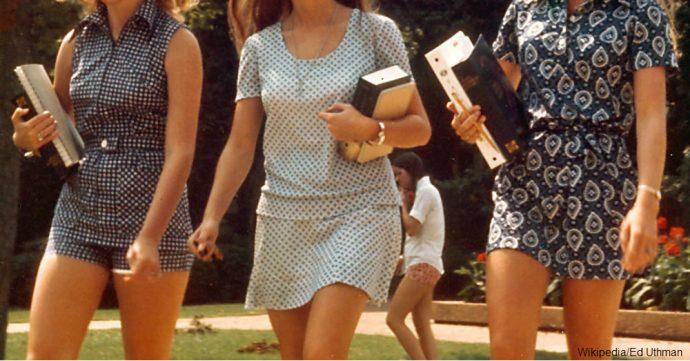 8 Tendencias curiosas de los años 60 que han vuelto a ponerse de moda