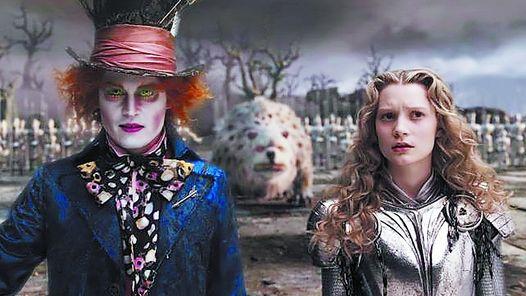 Sacan a relucir la Oscura historia del mágico cuento de Alicia en el País de las maravillas