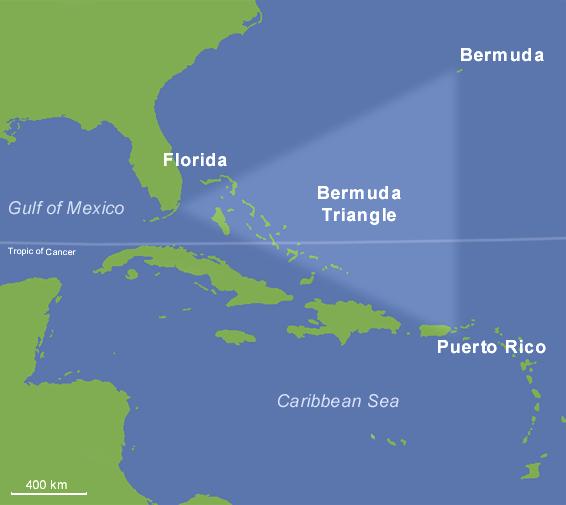 Un grupo de científicos ha conseguido resolver el misterio del Triángulo de las Bermudas